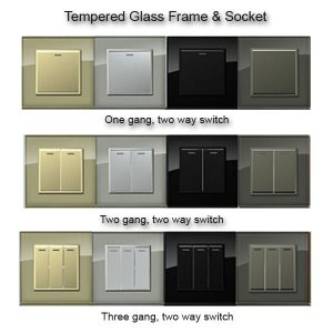 Glass frame switches for hotels Hotel Technology International