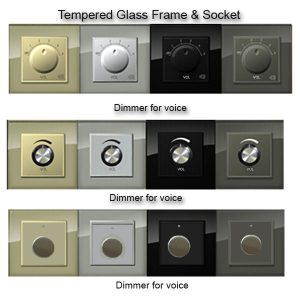 Dimmer switches for Hotels Hotel Technology International