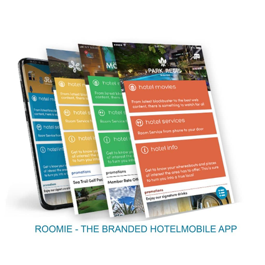 Roomie UK Image -Branded App