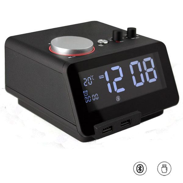 hotel-tech.com C12 Alarm Clock