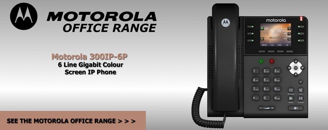 HTI Motorola 300IP6P Office Phone